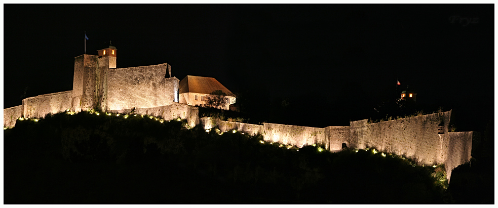 The Citadel of Besancon (click to enlarge)